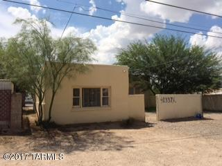 1337 E Grant Road Rear, Tucson, AZ 85719 (#21721814) :: Long Realty - The Vallee Gold Team