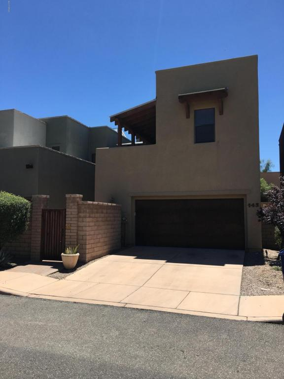 143 E Castlefield Circle, Tucson, AZ 85704 (#21721840) :: Long Realty - The Vallee Gold Team