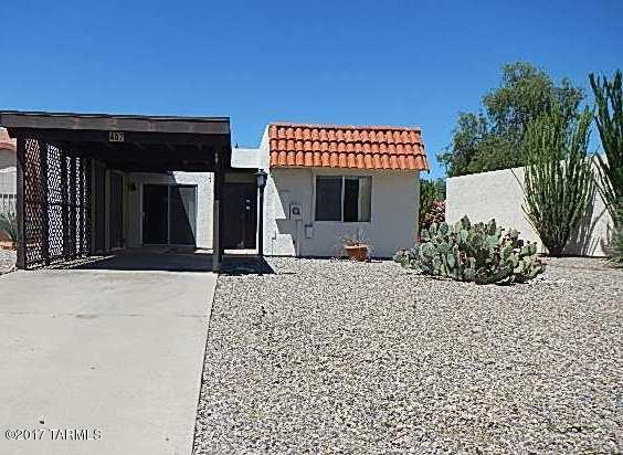 467 N Calle Del Chancero, Green Valley, AZ 85614 (#21721883) :: Long Realty Company