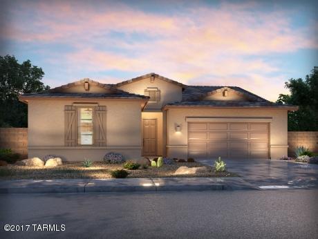 12439 N Sandby Green Drive, Marana, AZ 85653 (#21722662) :: Long Realty Company
