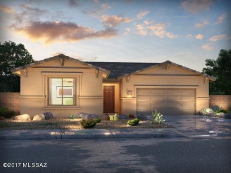 12431 N Sandby Green Drive, Marana, AZ 85653 (#21722680) :: Long Realty Company