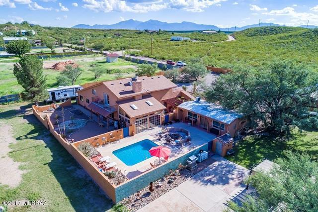 3123 N Thistle Road, Sierra Vista, AZ 85635 (#21724820) :: Long Realty - The Vallee Gold Team