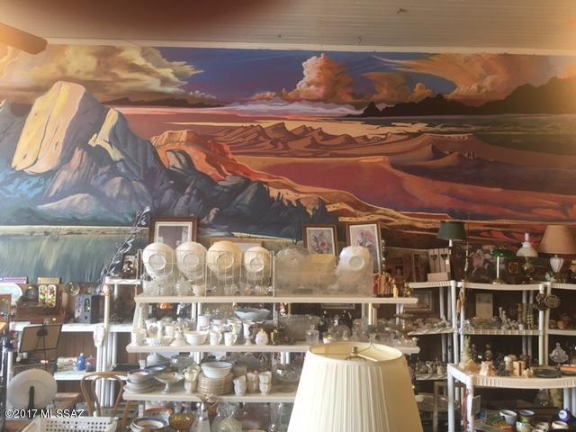 274 E 4th Street, Benson, AZ 85602 (#21731680) :: Long Realty Company