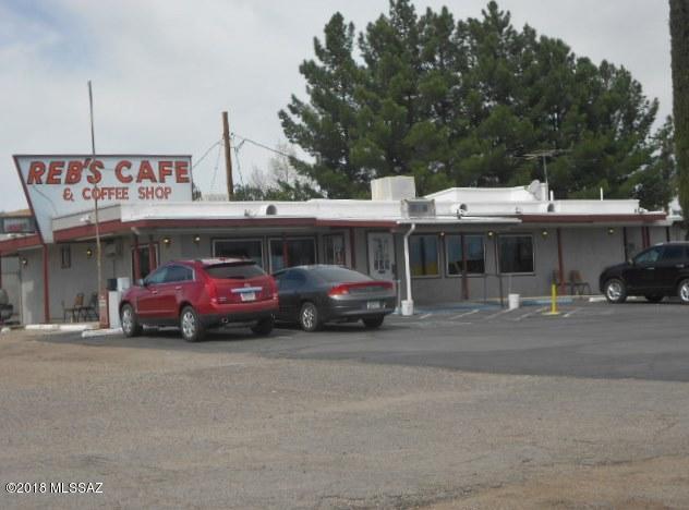 1020 W 4Th Street, Benson, AZ 85602 (#21800584) :: Long Realty Company