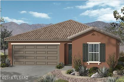 11655 W Boll Bloom Drive, Marana, AZ 85653 (#21800731) :: The Josh Berkley Team
