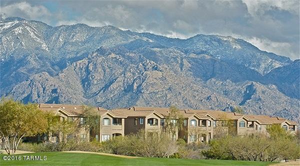 755 W Vistoso Highlands Drive #111, Oro Valley, AZ 85755 (#21801302) :: Long Realty Company
