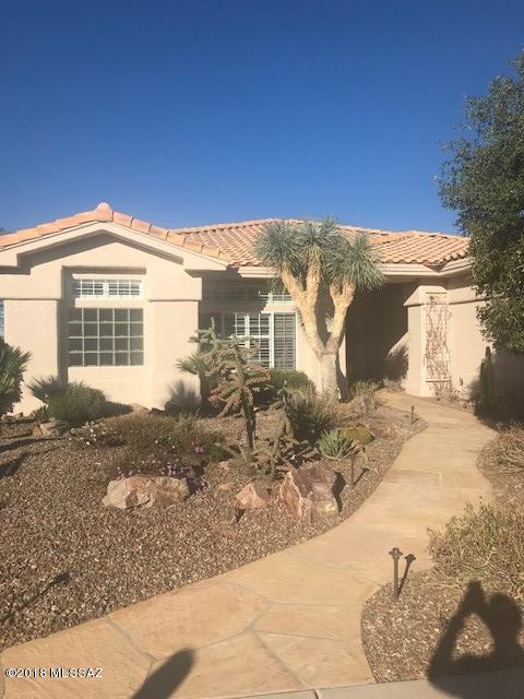 14343 N Green Meadow Lane, Oro Valley, AZ 85755 (#21802151) :: Long Realty Company