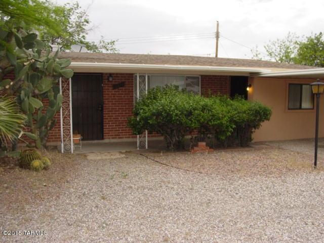 3511 E Edison Street Unit A, Tucson, AZ 85716 (#21802177) :: Stratton Group