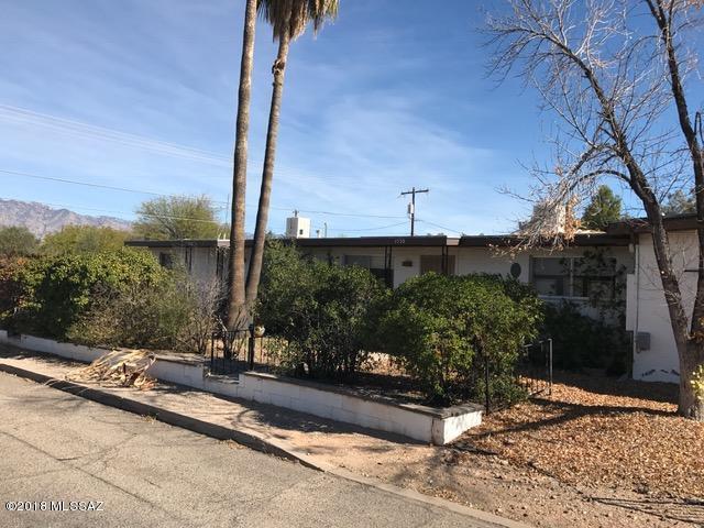 1528-1532 E Sycamore Boulevard, Tucson, AZ 85712 (#21803442) :: Long Realty Company