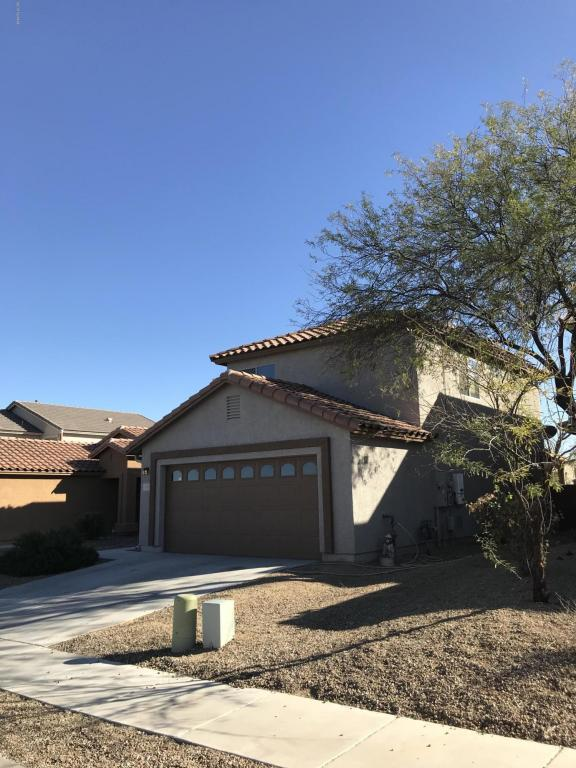 535 W Amber Hawk Court, Green Valley, AZ 85614 (#21803909) :: Long Realty Company