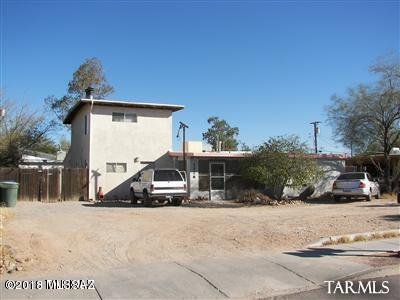 2526 N Columbus Boulevard, Tucson, AZ 85712 (#21804408) :: My Home Group - Tucson