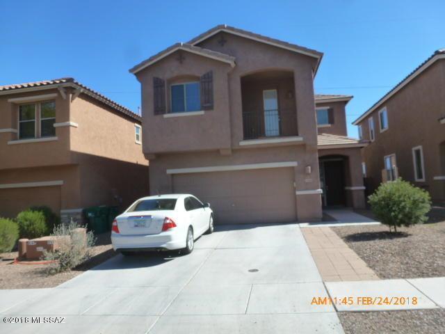 13885 S Camino Nudo, Sahuarita, AZ 85629 (#21805599) :: Keller Williams