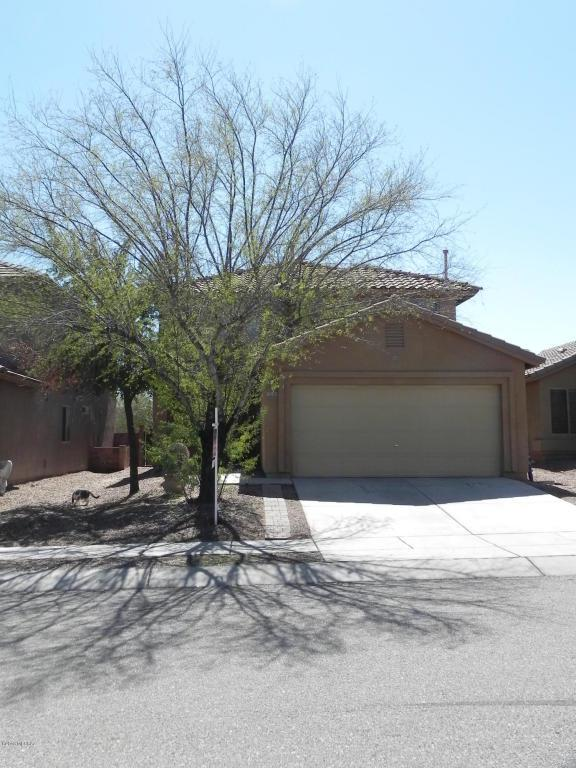 697 W Cholla Crest Drive, Green Valley, AZ 85614 (#21806316) :: Long Realty Company