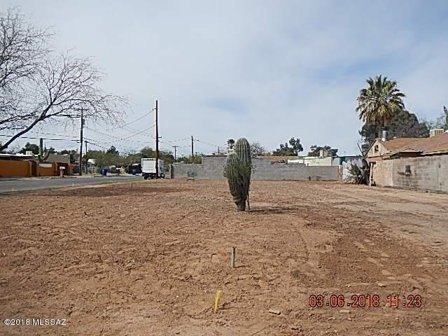 1601 N Bryant Avenue #1, Tucson, AZ 85712 (#21806637) :: Long Realty Company
