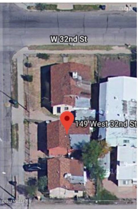 149 W 32nd Street, Tucson, AZ 85713 (#21806664) :: Long Realty Company