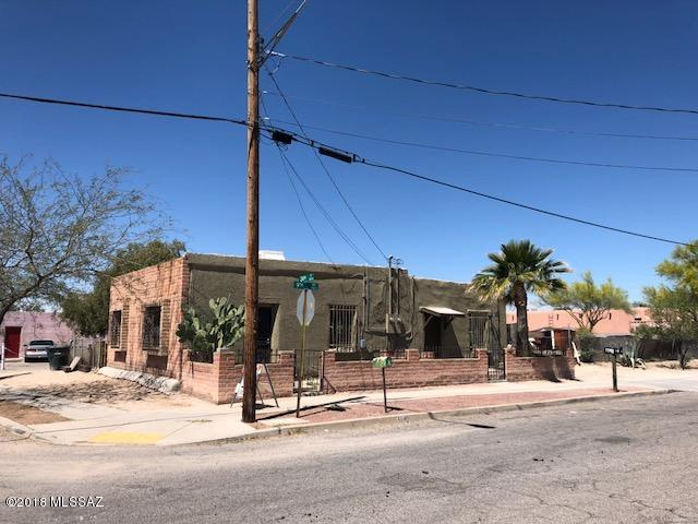 1348 S 9th Avenue, Tucson, AZ 85713 (#21809652) :: Gateway Partners at Realty Executives Tucson Elite