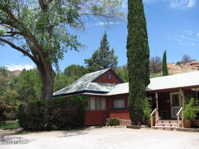 901 Tombstone Canyon, Bisbee, AZ 85603 (#21810358) :: My Home Group - Tucson