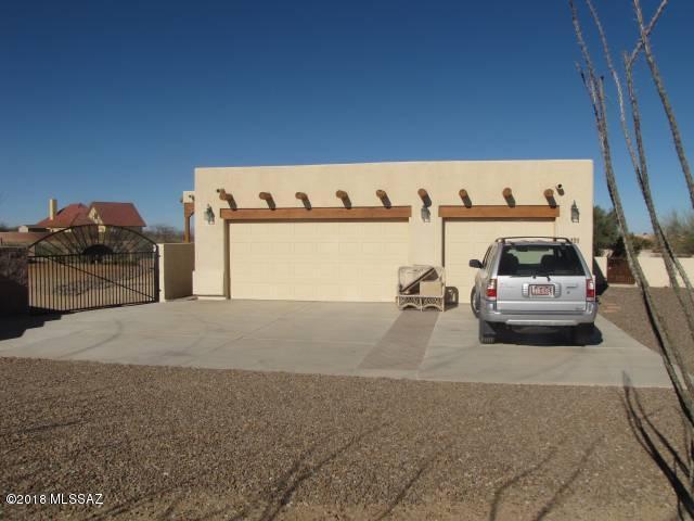 231 N Solar Drive, Vail, AZ 85641 (#21810836) :: The Josh Berkley Team