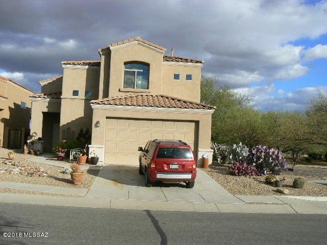 2472 N Avenida Mena, Green Valley, AZ 85614 (#21811476) :: Long Realty Company