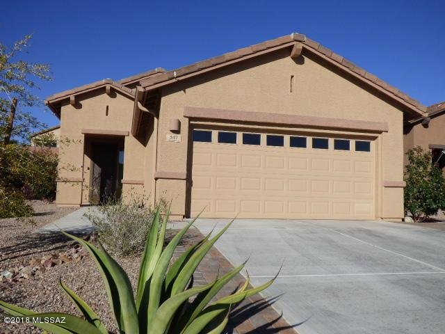 547 N Eakins Trail, Green Valley, AZ 85614 (#21811724) :: Long Realty - The Vallee Gold Team
