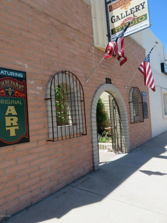 234 E 4Th Street, Benson, AZ 85602 (#21815065) :: The Josh Berkley Team