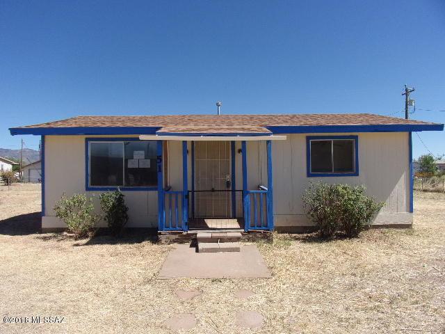 51 E Via Papaya, Huachuca City, AZ 85616 (#21815629) :: The KMS Team
