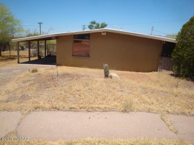 16 S Avenue A, San Manuel, AZ 85631 (#21815719) :: RJ Homes Team