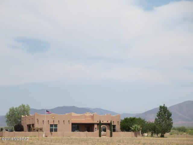 10299 N Mattaponi Trail, Elfrida, AZ 85610 (#21816520) :: Long Realty - The Vallee Gold Team