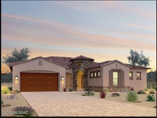465 W Echo Point Place, Oro Valley, AZ 85755 (#21816622) :: Long Luxury Team - Long Realty Company