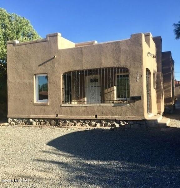 1306 E 9Th Street, Tucson, AZ 85719 (#21816790) :: Long Realty Company