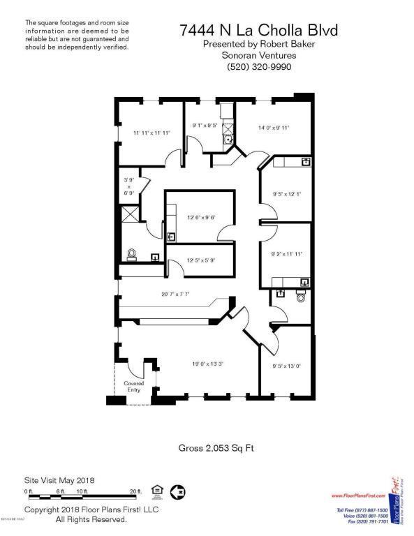 7444 N La Cholla Boulevard, Tucson, AZ 85741 (#21817008) :: Long Realty Company
