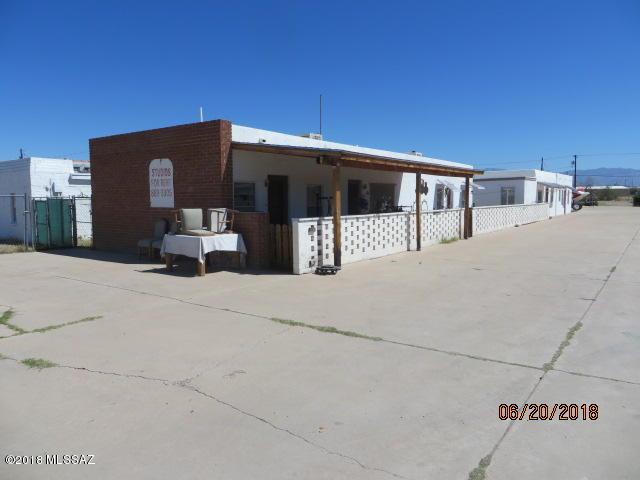 3449-3461 E Benson Highway, Tucson, AZ 85706 (#21817216) :: Long Realty Company