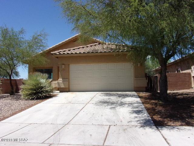 11886 W Fontenelle Drive, Marana, AZ 85653 (#21817238) :: Long Realty Company