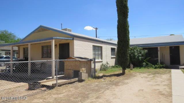 2726 S Norton Vista, Tucson, AZ 85713 (#21817319) :: Long Realty Company
