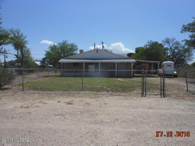 123 S Cochise Avenue, Willcox, AZ 85643 (#21819669) :: Long Realty Company