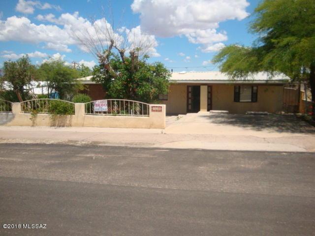123 S Mcnab Parkway, San Manuel, AZ 85631 (#21819710) :: Long Realty Company