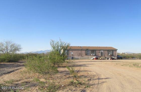 5055 E Mouse Trail, Tucson, AZ 85756 (#21819835) :: Long Realty Company
