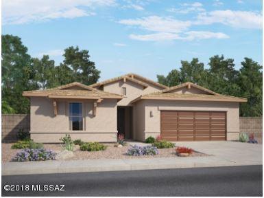 12590 N Blondin Drive, Marana, AZ 85653 (#21820900) :: Long Realty Company