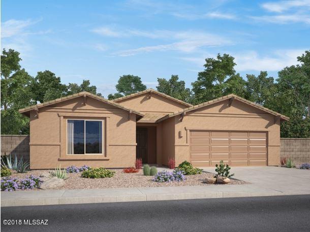 12580 N Blondin Drive, Marana, AZ 85653 (#21820902) :: Long Realty Company