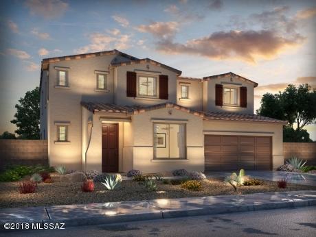 12423 N Sandby Green Drive, Marana, AZ 85653 (#21821439) :: Long Realty Company