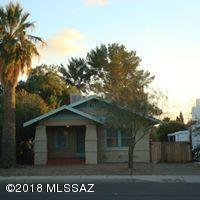 642 E Speedway Boulevard, Tucson, AZ 85705 (#21821475) :: Long Realty - The Vallee Gold Team
