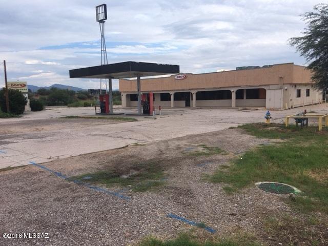 696 N Ocotillo Road, Benson, AZ 85602 (#21822232) :: Long Realty Company