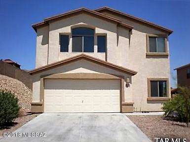 3712 W Avenida Fria, Tucson, AZ 85746 (#21822360) :: Keller Williams