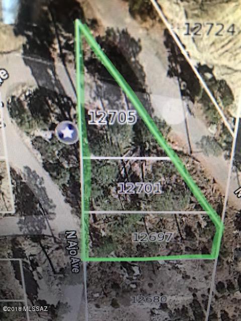 N Loma Linda Extension Lots 1-3 1-3, Mt. Lemmon, AZ 85619 (#21822375) :: Long Realty Company