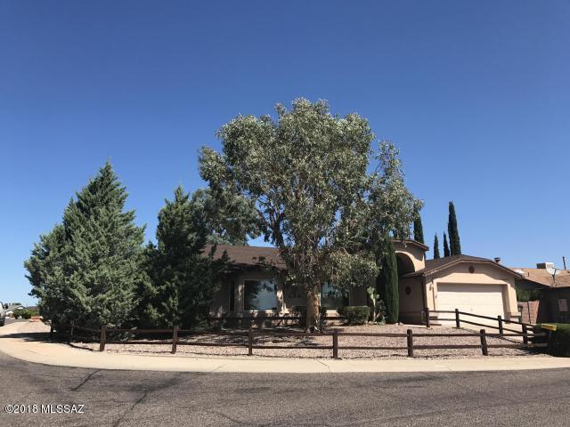 3356 Eagle Ridge Drive, Sierra Vista, AZ 85650 (#21824347) :: Long Realty - The Vallee Gold Team