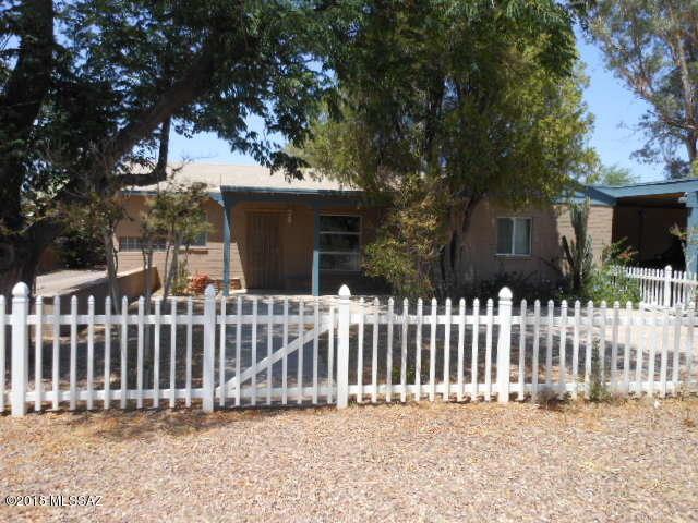 1027 E Blanton Drive, Tucson, AZ 85719 (#21825172) :: The KMS Team