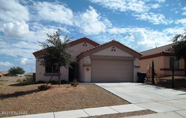1563 Cottonwood Bluffs Drive, Benson, AZ 85602 (#21825405) :: Gateway Partners at Realty Executives Tucson Elite