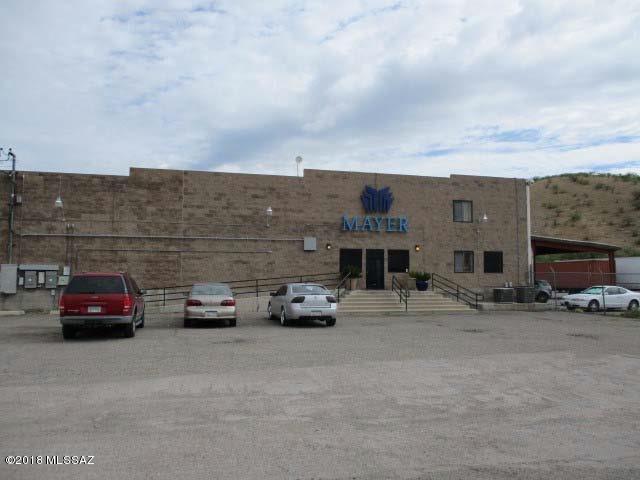 161 E Mayra Drive, Nogales, AZ 85621 (#21825705) :: Long Realty - The Vallee Gold Team