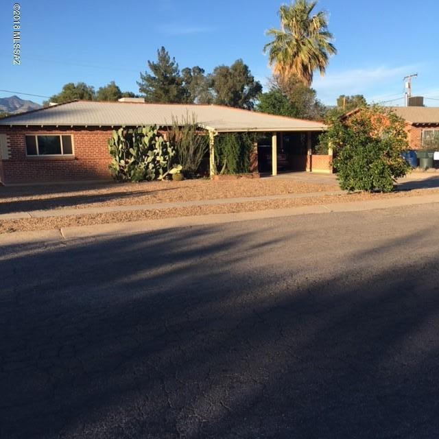 4825 E Helen Street, Tucson, AZ 85712 (#21829420) :: Long Realty Company
