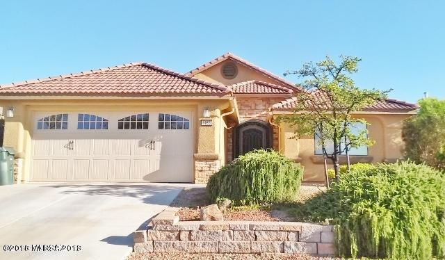 1968 Thunder Meadows Drive, Sierra Vista, AZ 85635 (#21829612) :: Long Realty Company